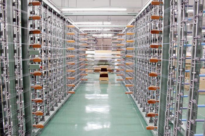 こちらは工場内の様子です